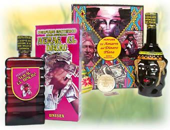 perfume esoterico para el dinero
